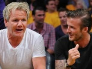 Beckham ditches Ramsay deal