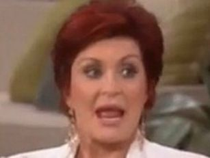 Sharon admits celeb fling