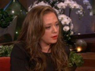 Leah Remini on leaving Sciento...