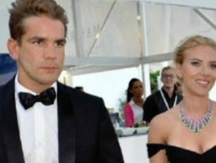 Scarlett Johansson's getting h...