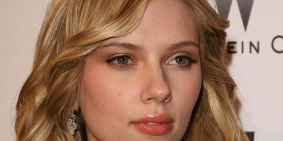 Scarlett Johansson Named Sexie...