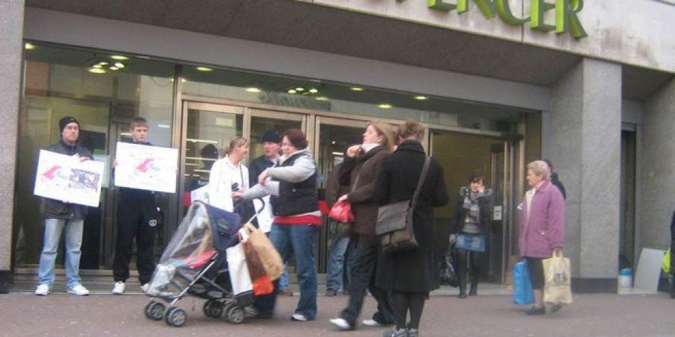 M&S Strike Called Off