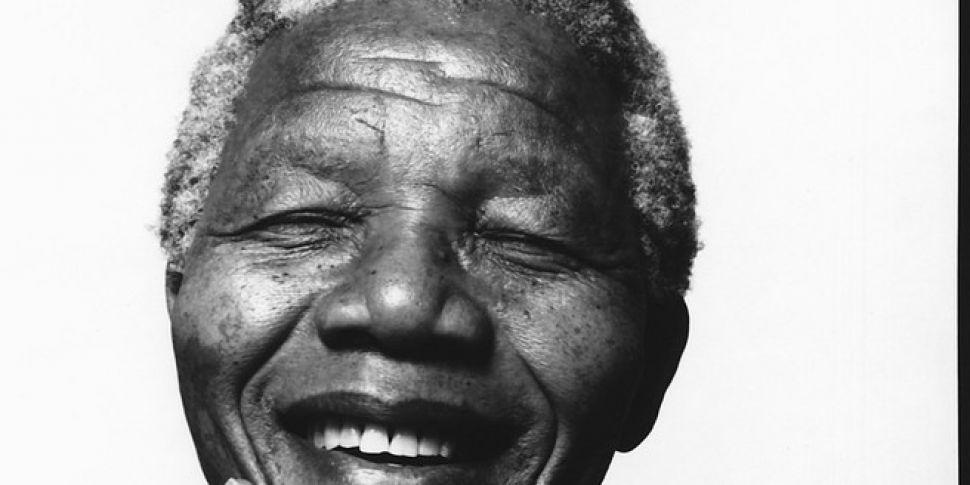 Dublin Pays Tribute To Mandela