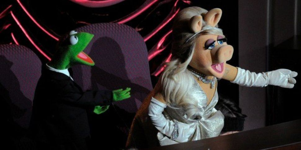 Miss Piggy Teases Muppets Come...
