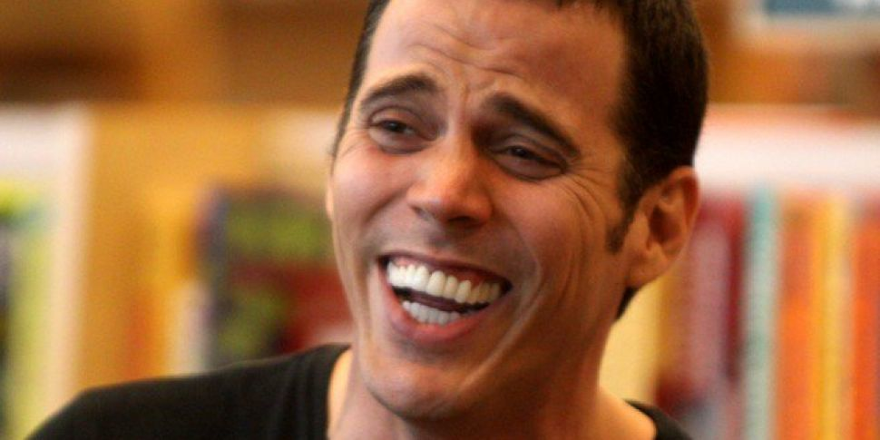 Steve-O Arrested For Sea World...