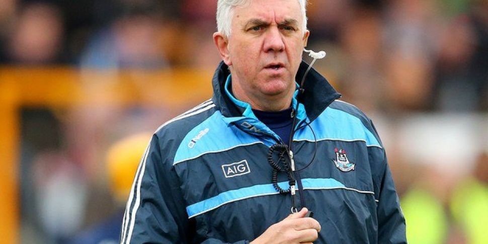 Ger Cunningham Confirmed As Dublin Hurling Manager For 2017