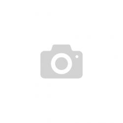 Montpellier 30/70 Black Freestanding Undercounter Retro Fridge Freezer MAB2030K