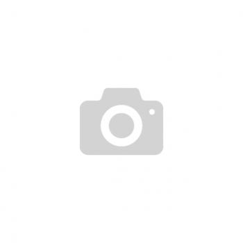 Elgento 155mm & 185mm White Electric Double Hob E15006