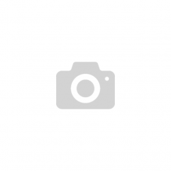 Beko 500mm White Twin Cavity Electric Cooker With Sealed Plate Hob KD531AW