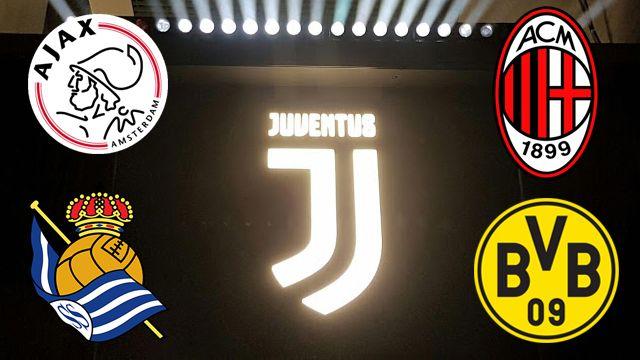 New Juventus Crest