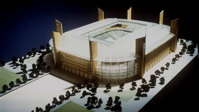 The Football Stadiums Which Dublin Could Have Today - But Which Were Never Built
