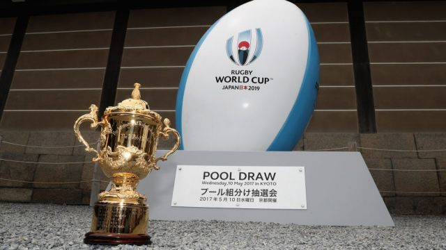 2019 Rugby World Cup Draw Live Stream