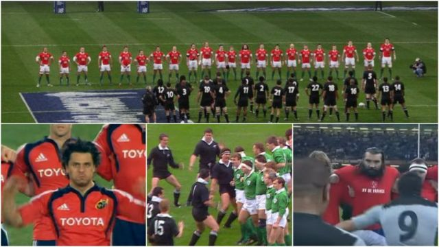 Ranking The 10 Best Ever Challenges To The Haka Balls Ie