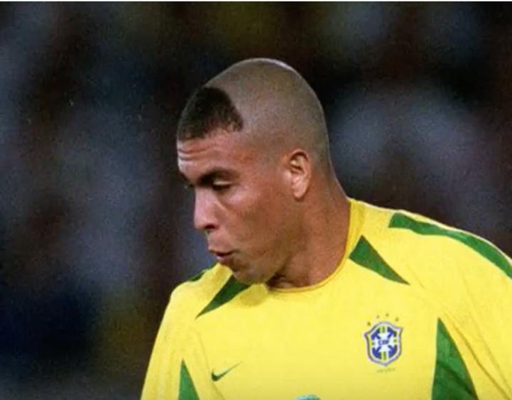 Ronaldo Reveals The Ingenious Reason For Shocking 2002 Haircut