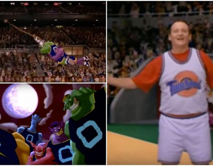 10 Reasons Why Space Jam Is The Greatest Sports Movie Of All Time