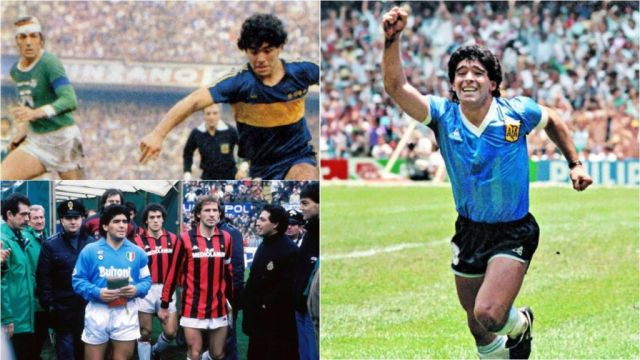 Did Any Player Contribute As Much To Jersey Porn As Diego Maradona?   Balls.ie