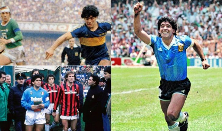 Did Any Player Contribute As Much To Jersey Porn As Diego Maradona Balls Ie
