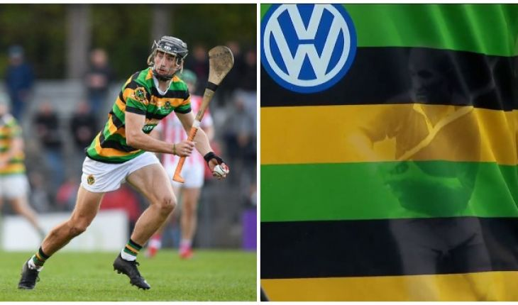 Christy Ring's Grandson Scores Double On Night Special Jersey Is Unveiled | Balls.ie