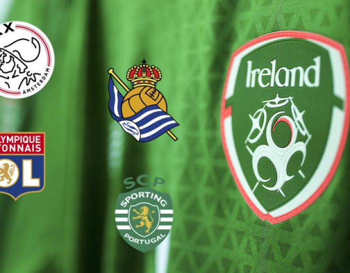 Quiz: Name The Irish Player That Played For This International Club