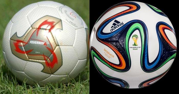 Cerveza literalmente tinta  1970-2018: Ranking Every Official FIFA World Cup Ball Of The Adidas Era |  Balls.ie