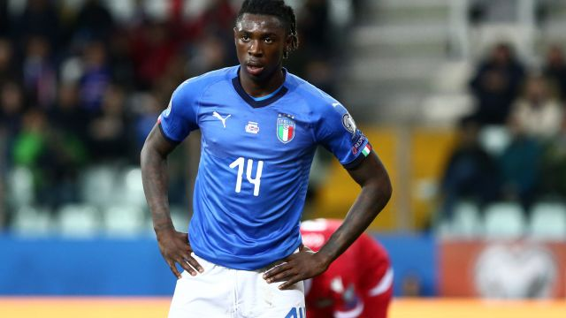 Everton Appalled By Moise Kean S Completely Unacceptable Lockdown Party Balls Ie