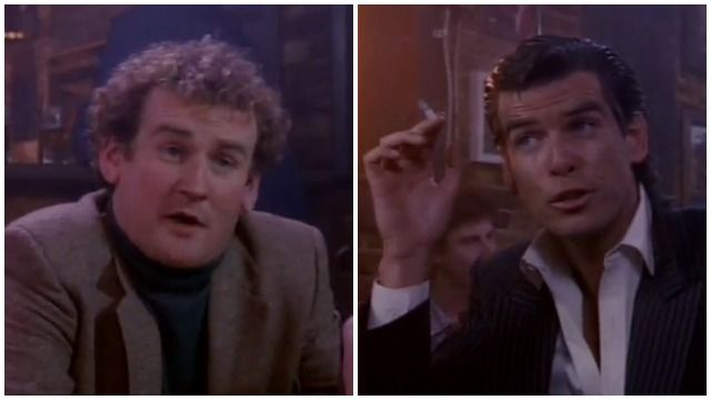Colm Meaney Was In Agony After First Time Working With Pierce Brosnan