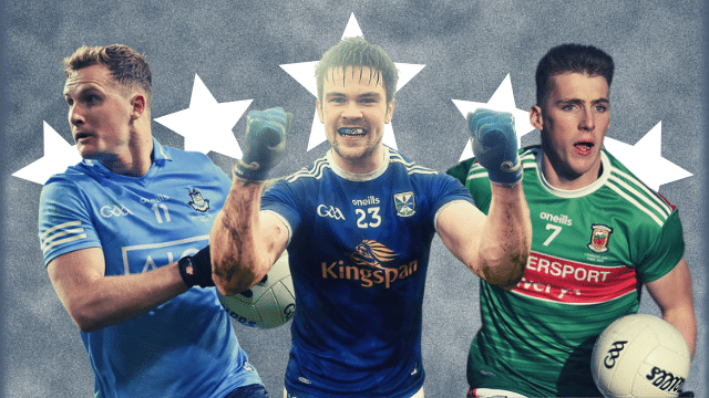 Gaa football all stars betting horse betting ticket cost
