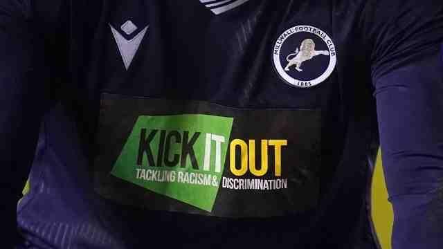 Millwall Boss Says Fans Are 'Behind Eradicating Racial Discrimination'