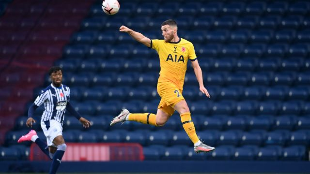 Matt Doherty Is Relishing The Right-Back Competition At Spurs