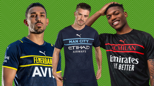 What The Hell Have Puma Done With Their Third Kits? | Balls.ie