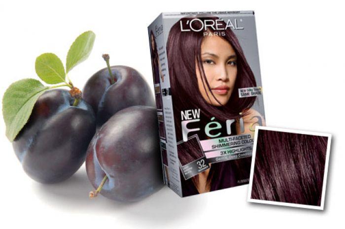 2010 Hair Colour Black Out Plum In Hair Colour Of Yore In