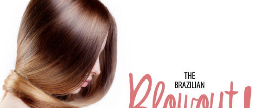 Brand New The Brazilian Blowout Is The New 12 Week Blowdry Beaut