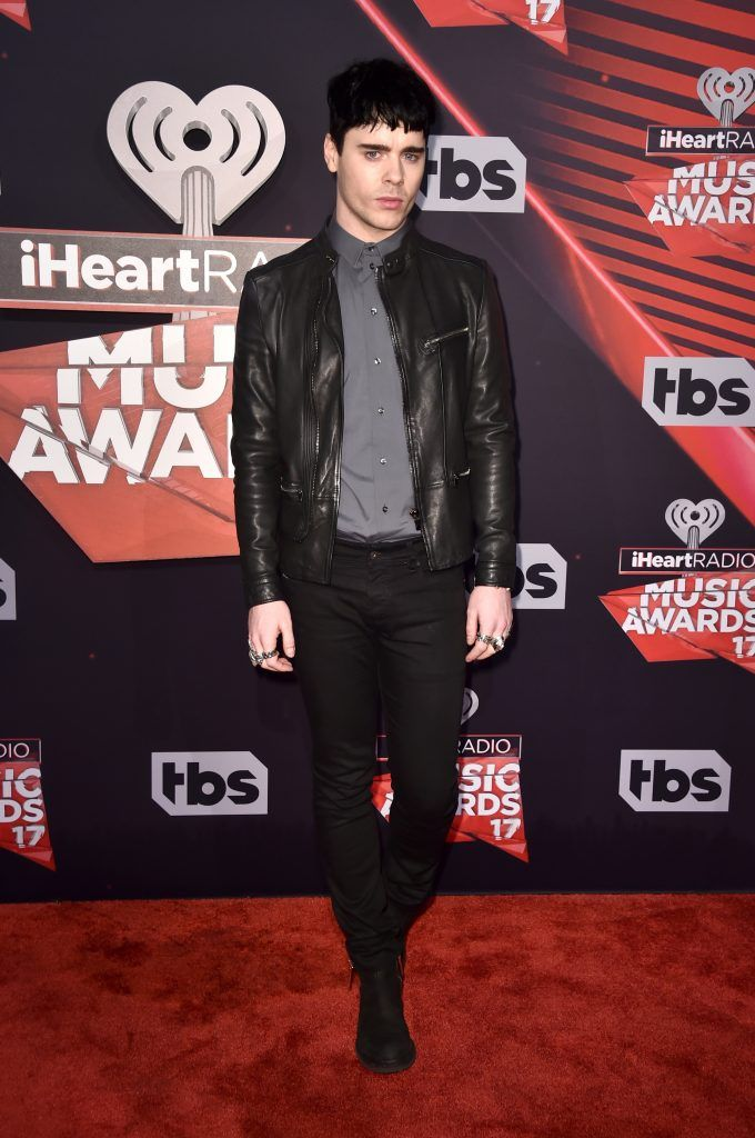 Singer songwriter Leon Else attends the 2017 iHeartRadio Music Awards which broadcast live on Turner's TBS, TNT, and truTV at The Forum on March 5, 2017 in Inglewood, California.  (Photo by Alberto E. Rodriguez/Getty Images)