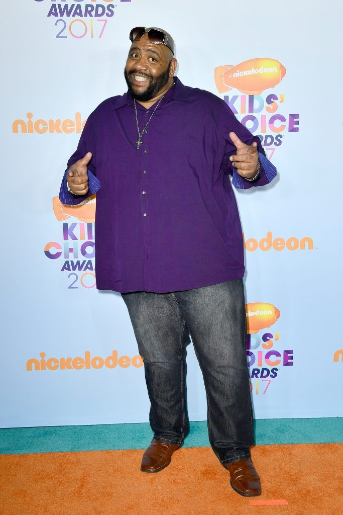 Actor Bubba Ganter at Nickelodeon's 2017 Kids' Choice Awards at USC Galen Center on March 11, 2017 in Los Angeles, California.  (Photo by Frazer Harrison/Getty Images)