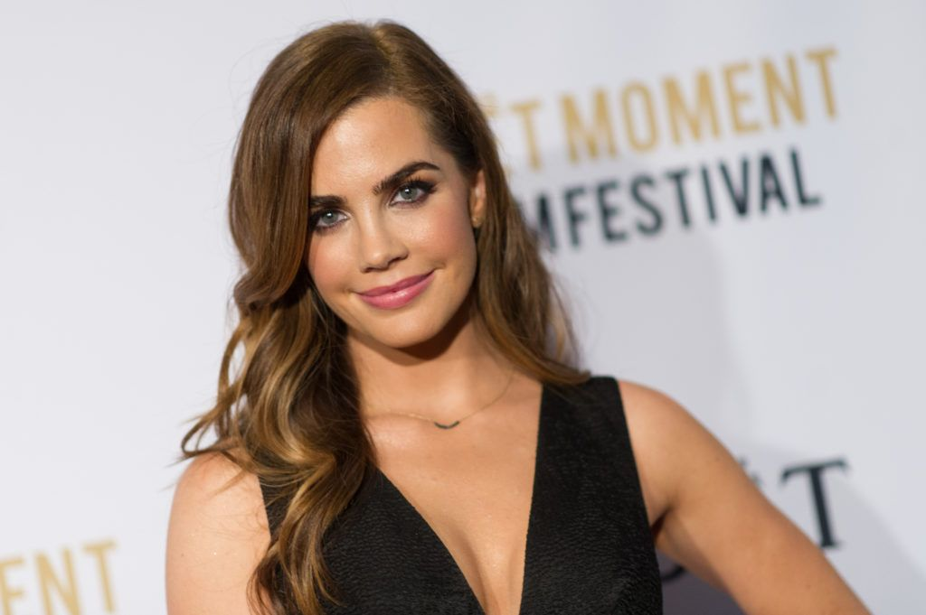 Jillian Murray attends the 2nd Annual Moet Moment Film Festival and Kick Off of Golden Globes Week at Doheny Room on January 4, 2017 in West Hollywood, California.  (Photo by Emma McIntyre/Getty Images)