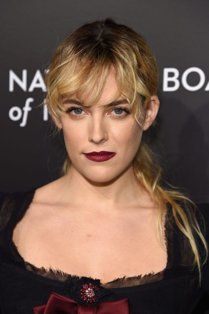 Riley Keough attends the 2016 National Board of Review Gala at Cipriani 42nd Street on January 4, 2017 in New York City.  (Photo by Jamie McCarthy/Getty Images)
