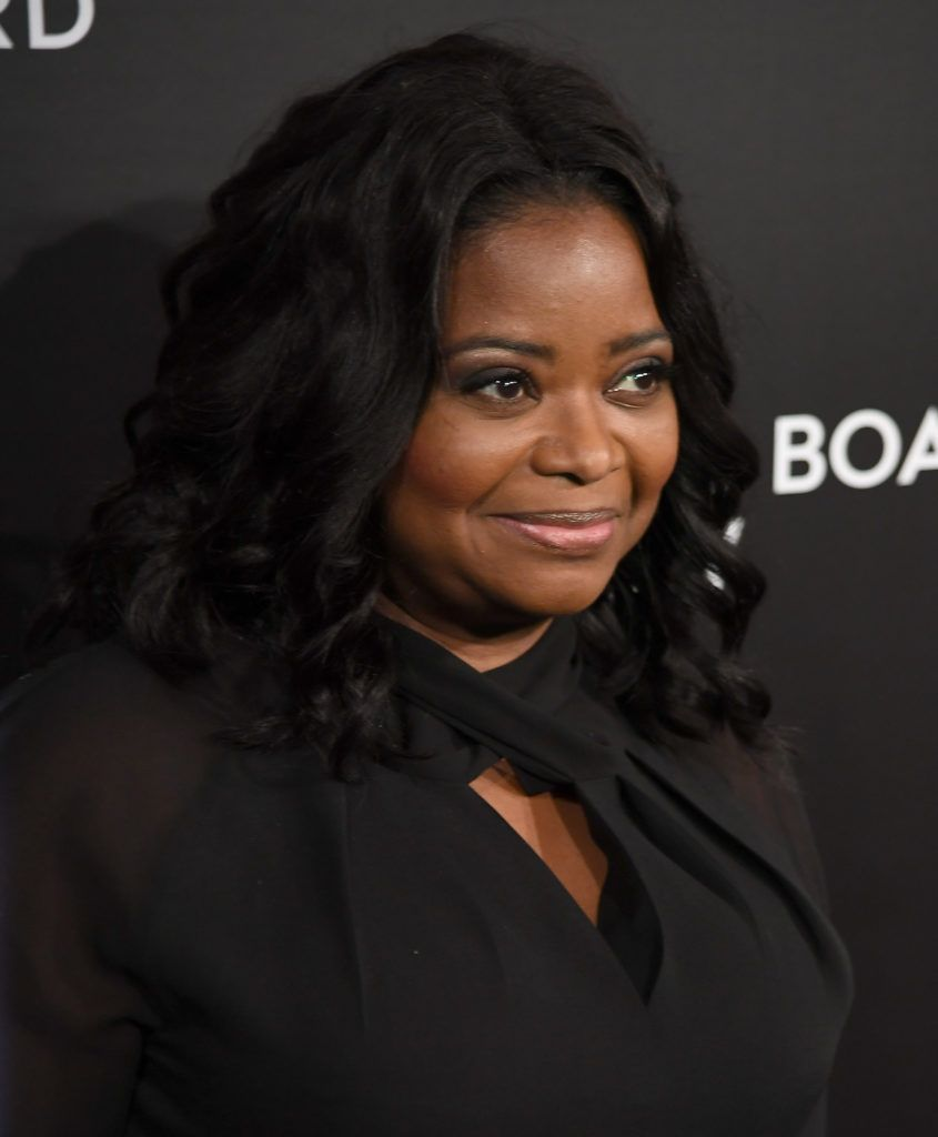 Octavia Spencer attends the 2016 National Board of Review Gala at Cipriani 42nd Street on January 4, 2017 in New York City.  (Photo ANGELA WEISS/AFP/Getty Images)