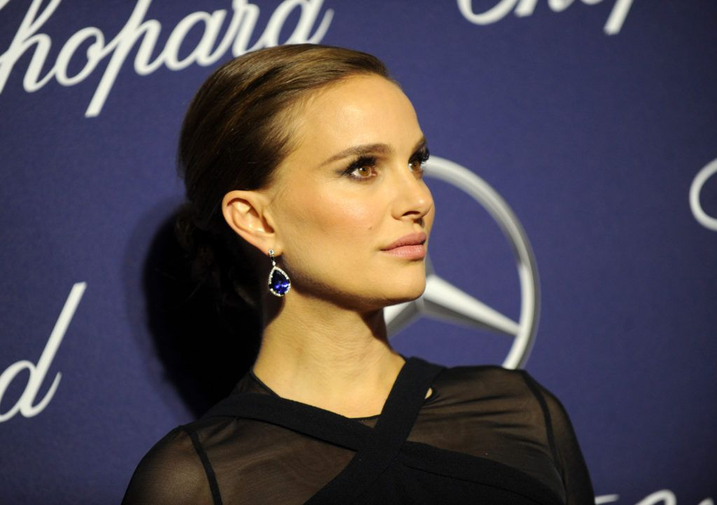 Natalie Portman attends the 28th Annual Palm Springs International Film Festival Film Awards Gala at the Palm Springs Convention Center on January 2, 2017 in Palm Springs, California.  (Photo by Emma McIntyre/Getty Images)