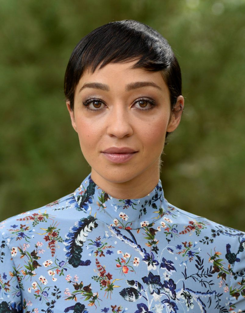 Ruth Negga attends Variety's Creative Impact Awards and 10 Directors to Watch Brunch on January 3, 2017 in Palm Springs, California.  (Photo by Vivien Killilea/Getty Images for Palm Springs International Film Festival )