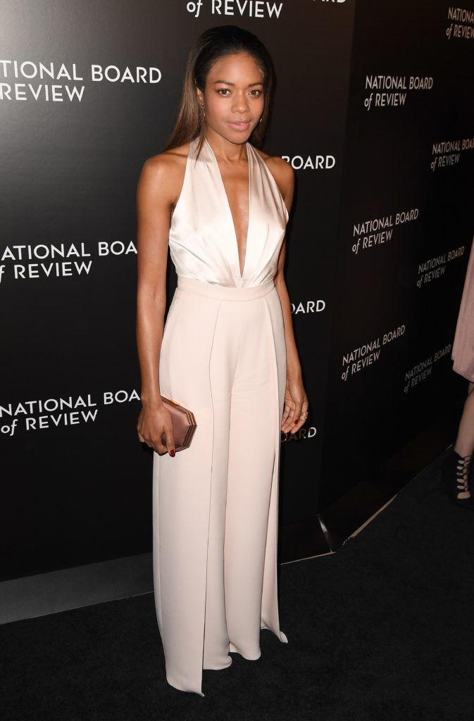 Naomie Harris attends the 2016 National Board of Review Gala at Cipriani 42nd Street on January 4, 2017 in New York City. (Photo ANGELA WEISS/AFP/Getty Images)