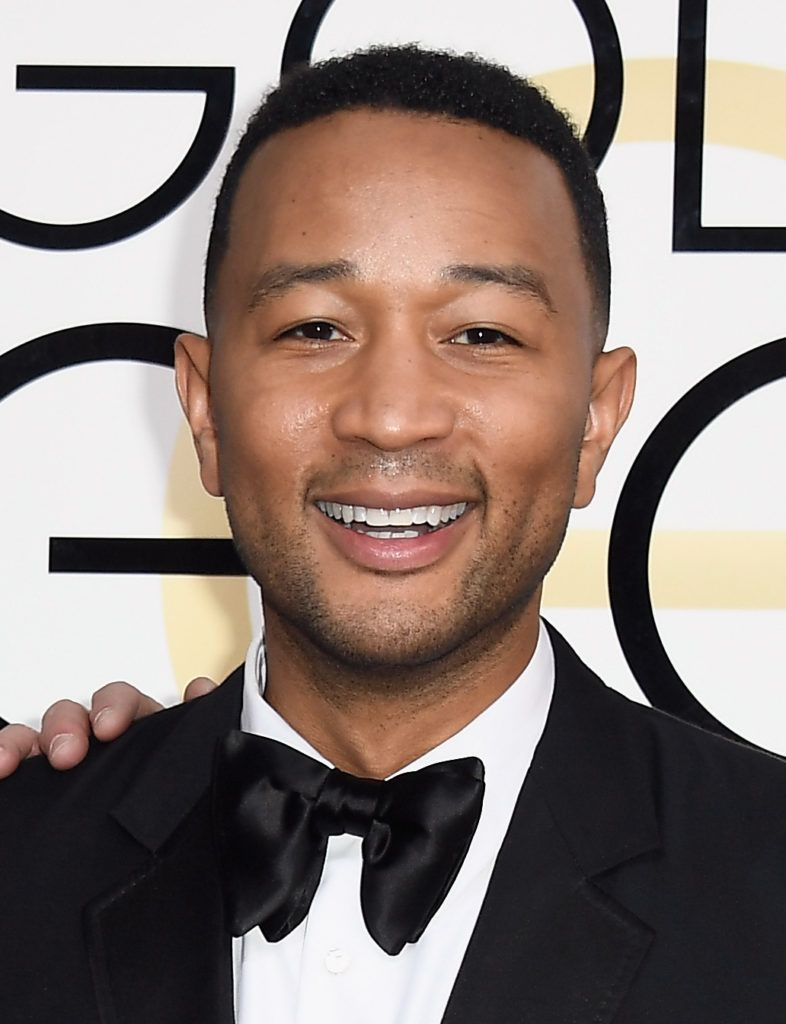 BEVERLY HILLS, CA - JANUARY 08:  Musician John Legend attends the 74th Annual Golden Globe Awards at The Beverly Hilton Hotel on January 8, 2017 in Beverly Hills, California.  (Photo by Frazer Harrison/Getty Images)