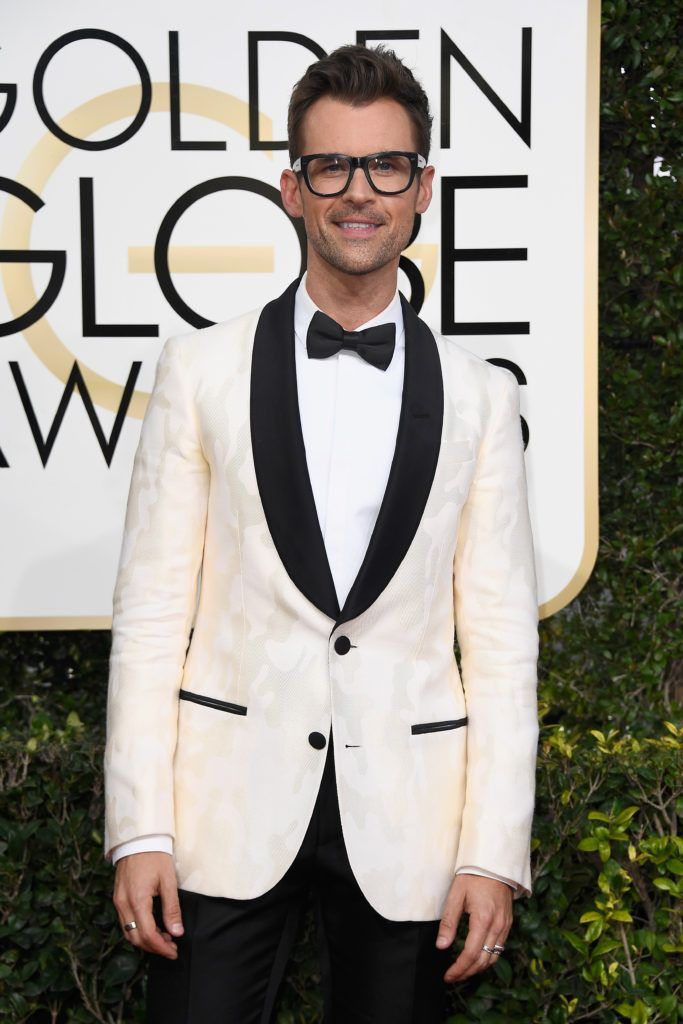 BEVERLY HILLS, CA - JANUARY 08:  Stylist Brad Goreski attends the 74th Annual Golden Globe Awards at The Beverly Hilton Hotel on January 8, 2017 in Beverly Hills, California.  (Photo by Frazer Harrison/Getty Images)