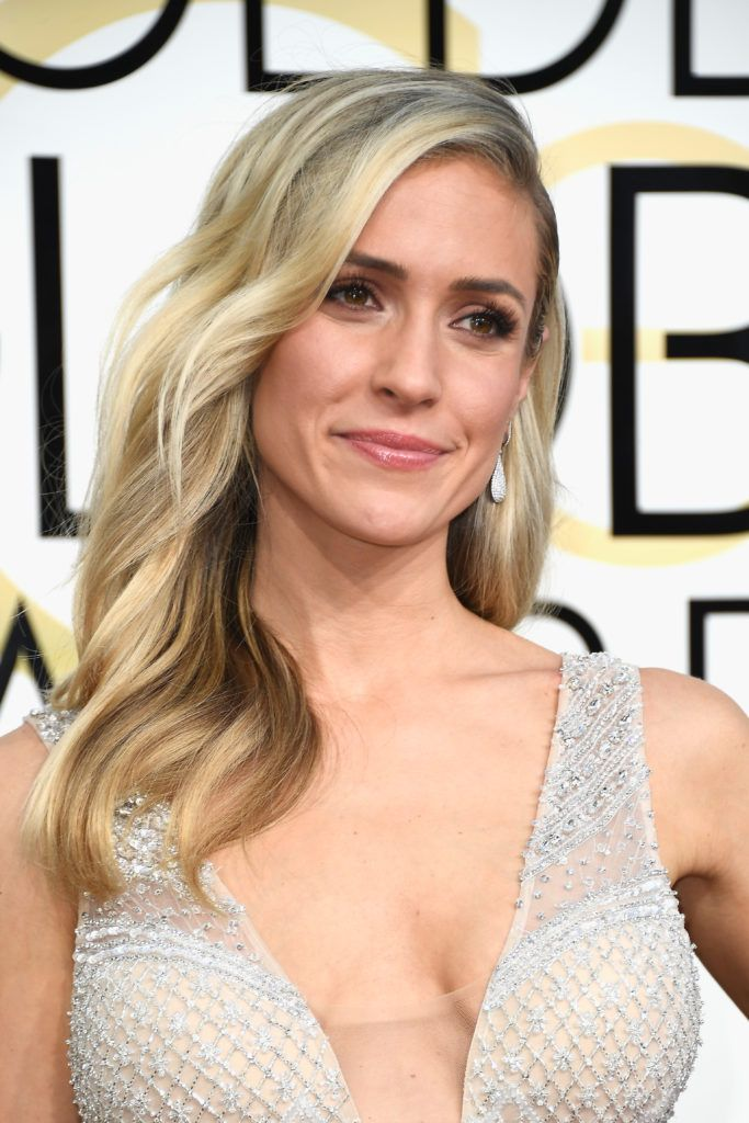 BEVERLY HILLS, CA - JANUARY 08: TV Personality Krisitin Cavallari attends the 74th Annual Golden Globe Awards at The Beverly Hilton Hotel on January 8, 2017 in Beverly Hills, California.  (Photo by Frazer Harrison/Getty Images)