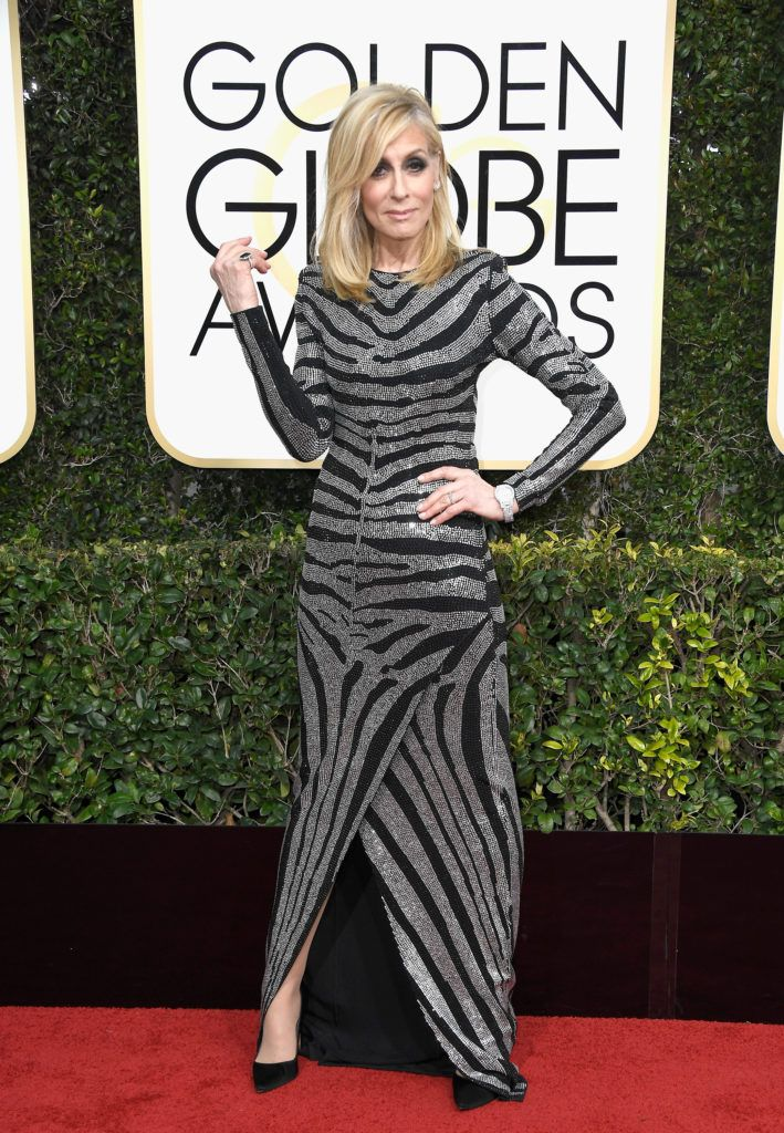 BEVERLY HILLS, CA - JANUARY 08:  Actress Judith Light attends the 74th Annual Golden Globe Awards at The Beverly Hilton Hotel on January 8, 2017 in Beverly Hills, California.  (Photo by Frazer Harrison/Getty Images)
