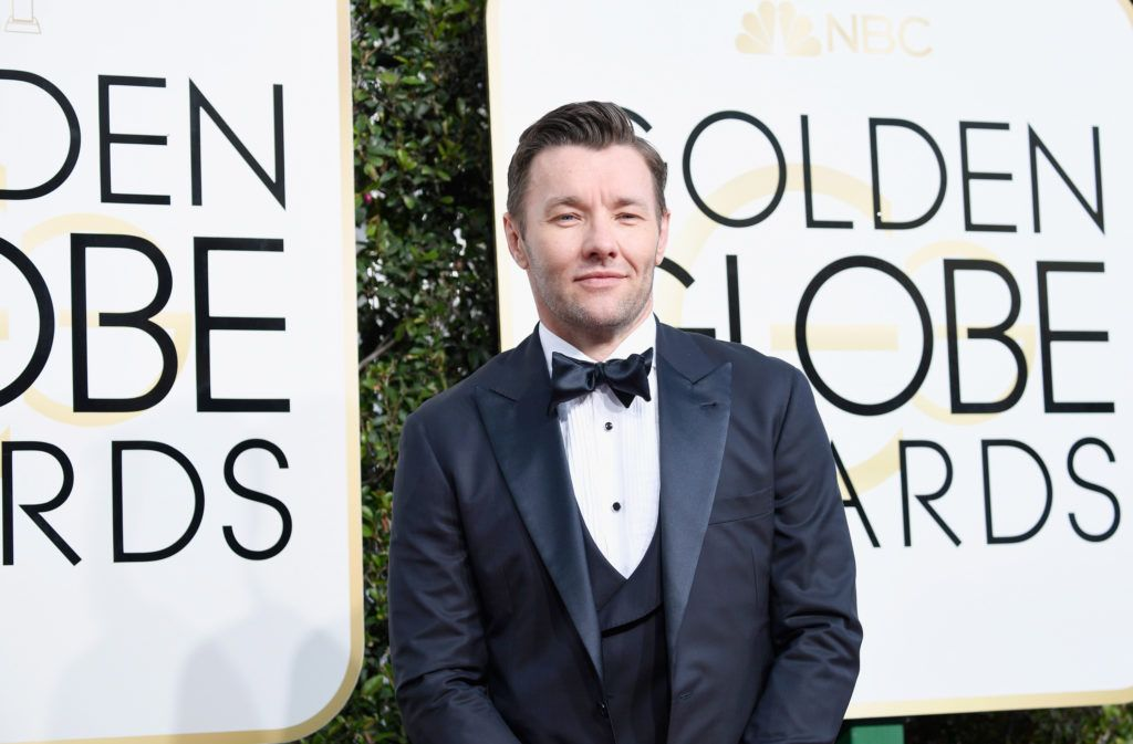 BEVERLY HILLS, CA - JANUARY 08:  Actor Joel Edgerton attends the 74th Annual Golden Globe Awards at The Beverly Hilton Hotel on January 8, 2017 in Beverly Hills, California.  (Photo by Frazer Harrison/Getty Images)