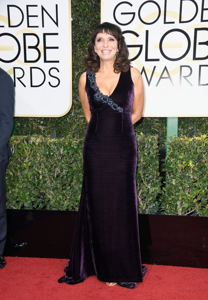 BEVERLY HILLS, CA - JANUARY 08:  Director Susanne Bier attends the 74th Annual Golden Globe Awards at The Beverly Hilton Hotel on January 8, 2017 in Beverly Hills, California.  (Photo by Frazer Harrison/Getty Images)
