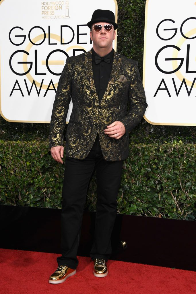 BEVERLY HILLS, CA - JANUARY 08:  Actor Chris Sullivan attends the 74th Annual Golden Globe Awards at The Beverly Hilton Hotel on January 8, 2017 in Beverly Hills, California.  (Photo by Frazer Harrison/Getty Images)