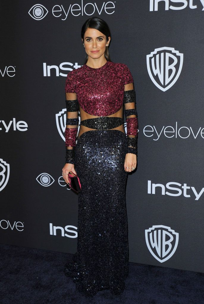 Actress Nikki Reed attends the 18th Post-Golden Globes Party hosted by Warner Bros Pictures and InStyle at the Beverly Hilton Hotel on January 8, 2017 in Beverly Hills, California. (Photo LILLY LAWRENCE/AFP/Getty Images)