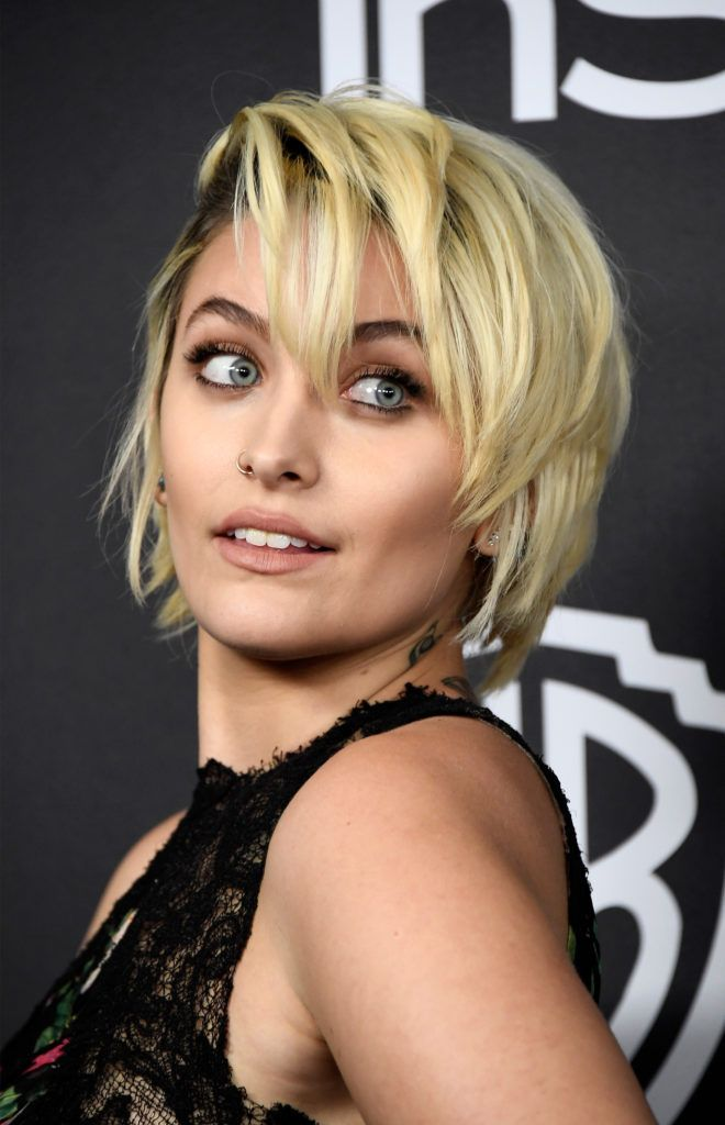 BEVERLY HILLS, CA - JANUARY 08:  Paris Jackson attends the 18th Annual Post-Golden Globes Party hosted by Warner Bros. Pictures and InStyle at The Beverly Hilton Hotel on January 8, 2017 in Beverly Hills, California.  (Photo by Frazer Harrison/Getty Images)