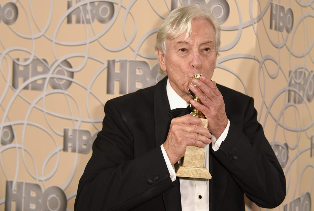BEVERLY HILLS, CA - JANUARY 08:  Director Paul Verhoeven attends HBO's Official Golden Globe Awards After Party at Circa 55 Restaurant on January 8, 2017 in Beverly Hills, California.  (Photo by Joshua Blanchard/Getty Images)